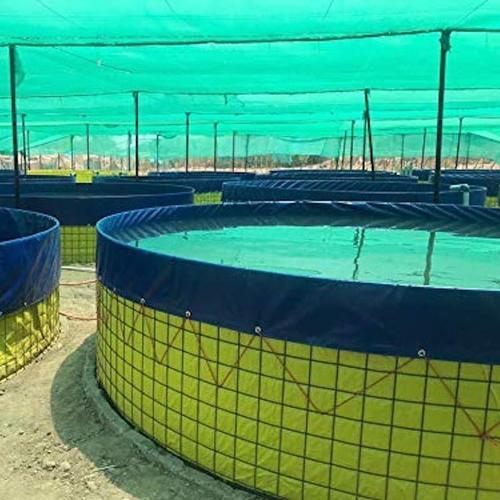 PVC Biofloc Tank