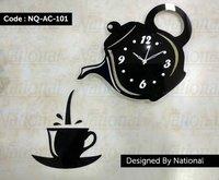 Restaurant Cafe Hotels Kitchens acrylic wall clock