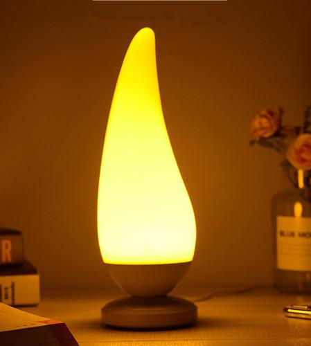 Torch Shape LED Bedside Night Light