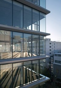 Curtain wall Structure Unitize elevation system