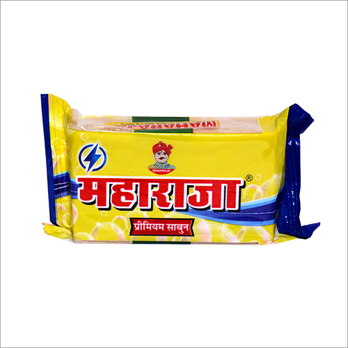 Maharaja Premium Single(Yellow) Bar 160 Gm