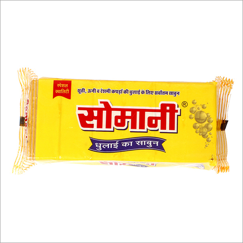 Somani Premium Laundry Soap(Yellow) 900 Gm