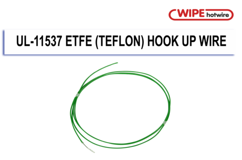 UL 11537 ETFE Insulated Hookup Wire
