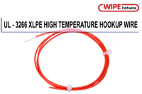 UL 3266 XLPE Insulated Hookup wire