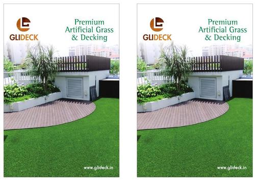 Premium Artificial Glass & Decking