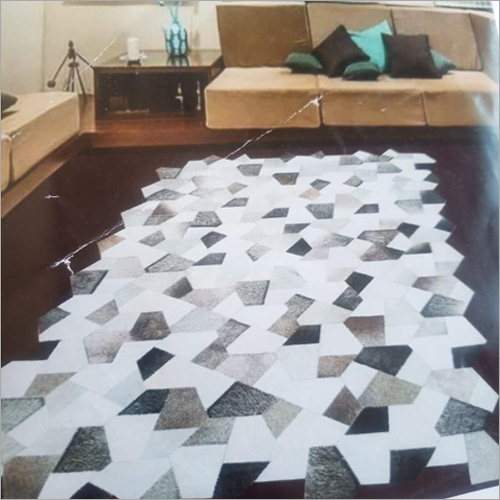 3D Leather Carpet