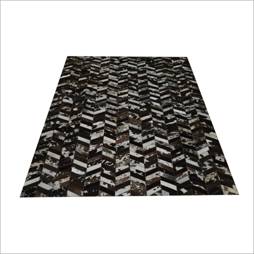 3D Leather Floor Carpet
