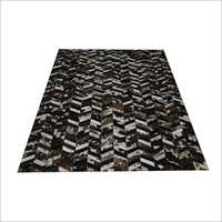 3D Leather Floor Carpet