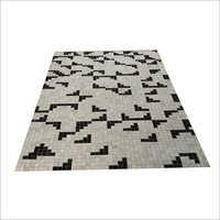 3D Printed Leather Carpet