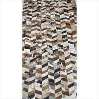 Leather Floor Carpet