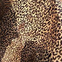 Printed Fur Leather Carpet