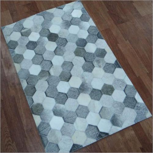 Leather Floor Rugs