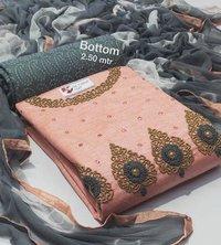 Linen Cotton Salwar Kameez