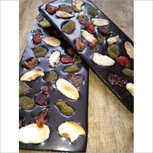 Handmade Dark Chocolate Bar