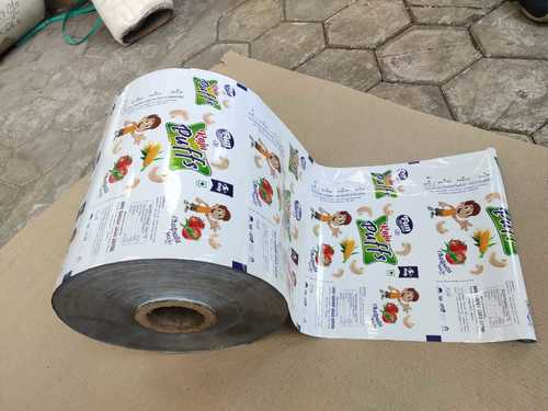 Printed Poly Roll