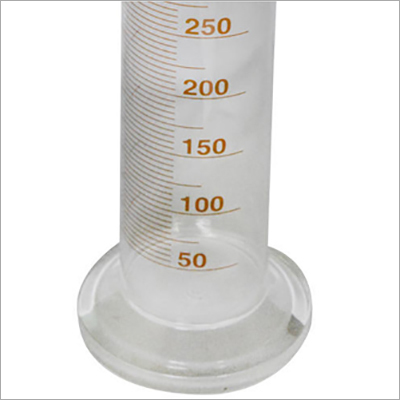 Laboratory Glass Measuring Cylinder