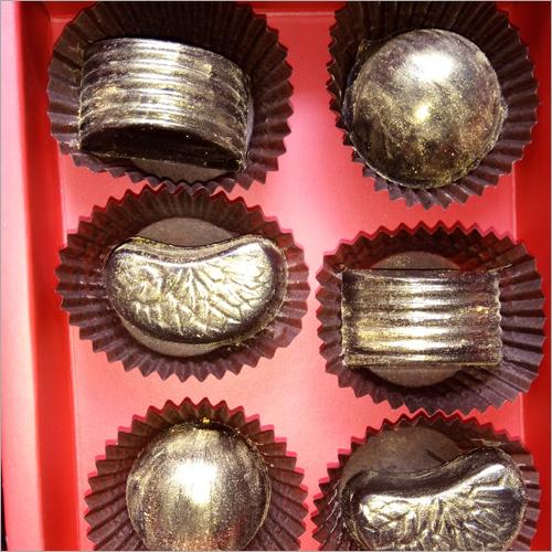 Handmade Heart shaped chocolates