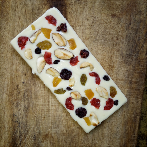 Handmade White Chocolate Bar
