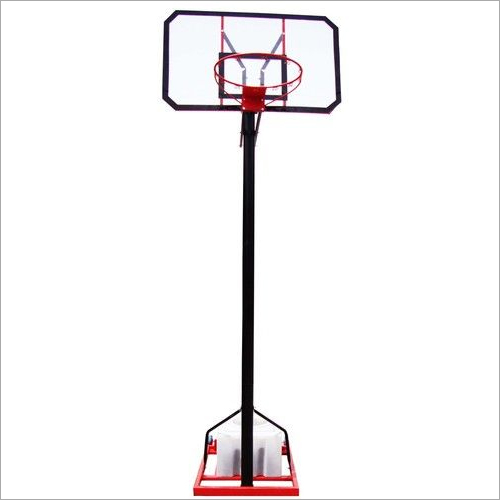Height Adjustable Basketball Post