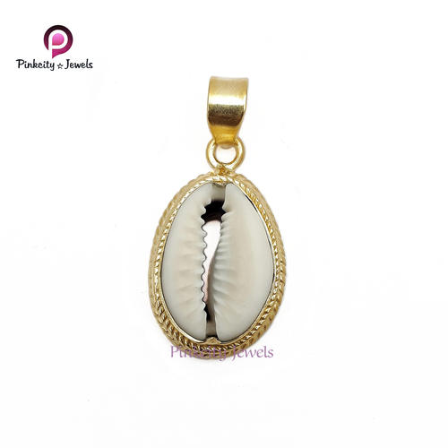 Sea Shell 925 Silver Pendant