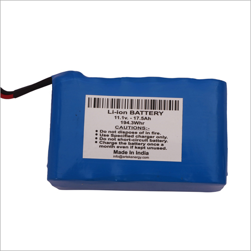 17.5Ah Lithium Ion Battery