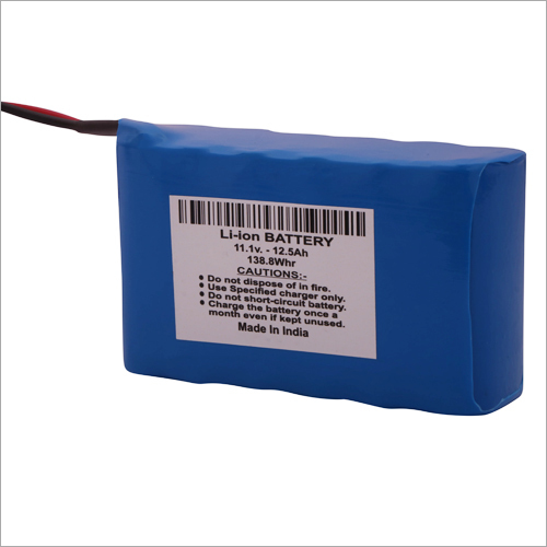 12.5Ah Lithium Ion Battery