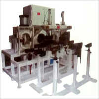PVC Socketing Machine