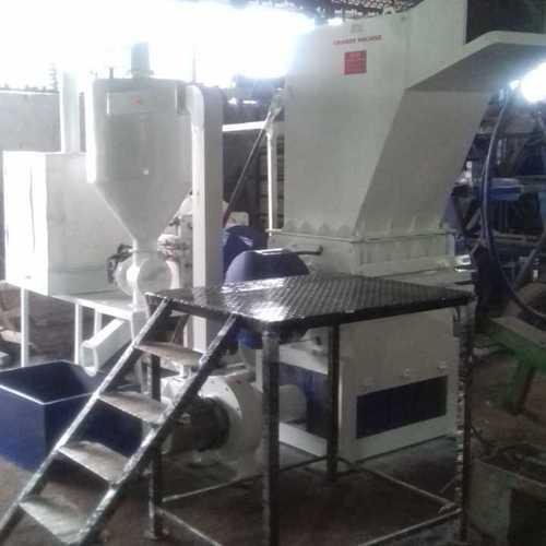 HDPE & PVC Scrap Grinder Machine
