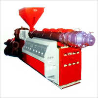 Single Screw Extruder Plant