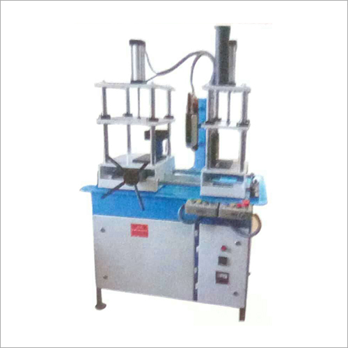 Semi Automatic Fusion Machine With But Welding