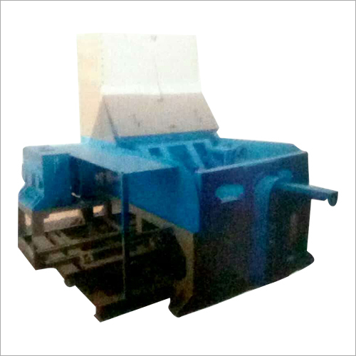 HDPE Scrap Lamps Shredder