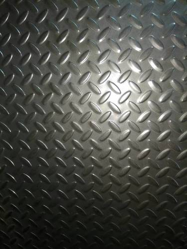 Stainless steel 304 chequered plate