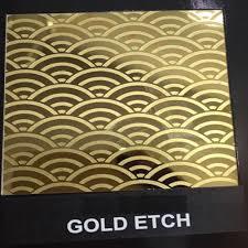 golden sheet