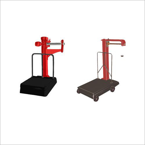 Digital Mechanical Platform Weighing Scale