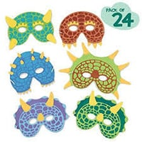 Birthdays & Parties Paper Face Mask