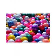 Birthday Thermocol Ball