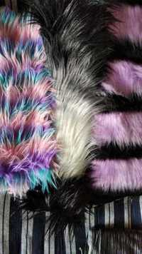 Winter Fabric Fur