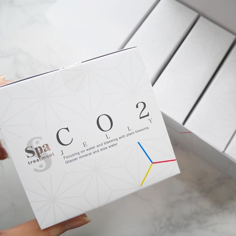 SPA Treatment -CO2 JELLY G