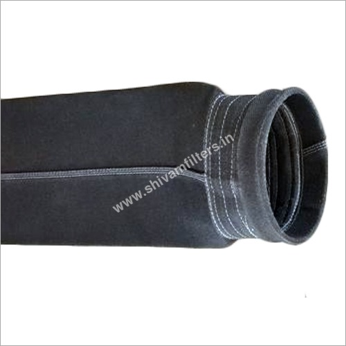 Double Snap Fiberglass Filter Bag