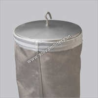 Reverse Air Bag House Fiberglass Filter Bag