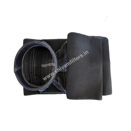 Snap Type Fiberglass Filter Bag