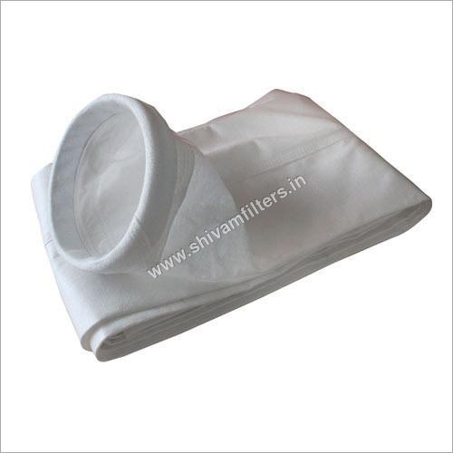 PTFE Membrane Fiberglass White Filter Bag