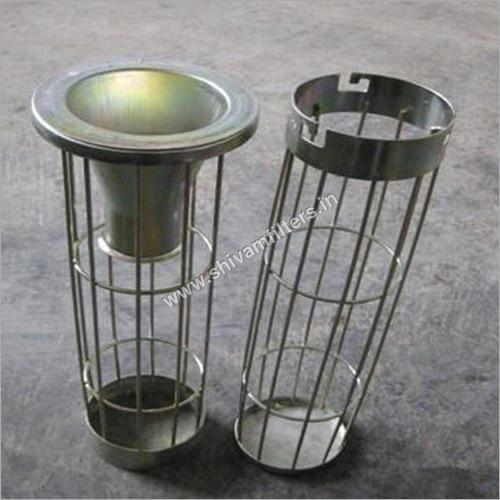 Carbon Steel Oval Bag Filter Cage