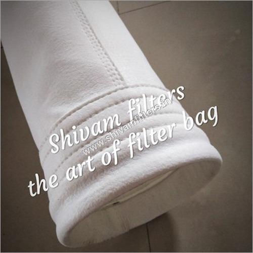 White Polyester Filter Bag