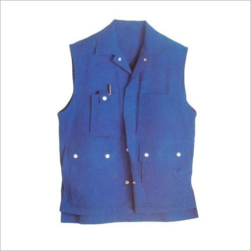 Sleeveless Worker Jacket