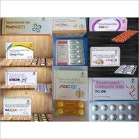 Analgesics & Orthocare Drug PCD & Franchise
