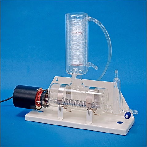 Metal Heater Type Water Still
