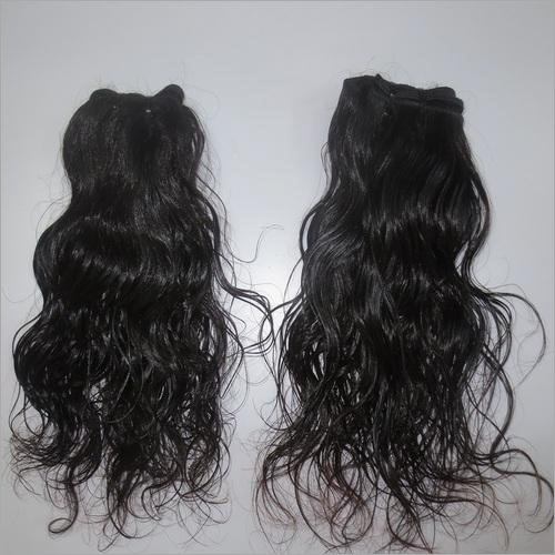 Weft Curly Indian Hair