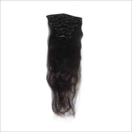 Clip In Indian Hair