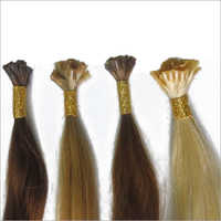 Tip Colored Hair Extensions